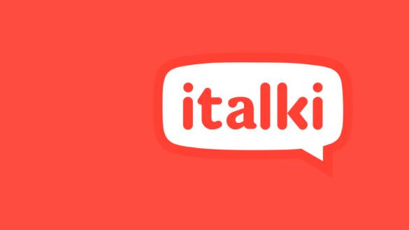 像Uber一樣的語言學習平台:italki,省時省錢,輕鬆學習世界各國的語言